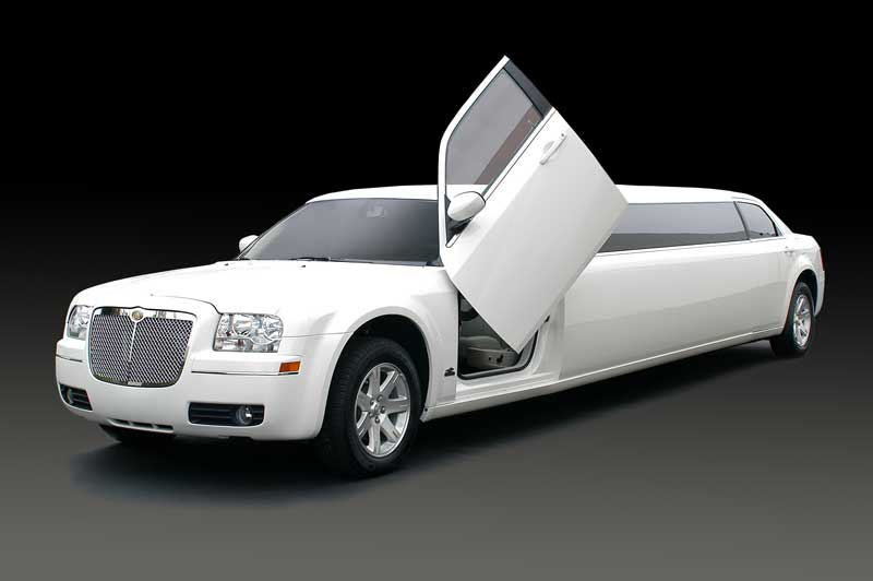 Chrysler 300 Limo With Lamborghini Doors Lasting Impressions