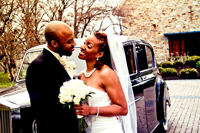Wedding Day Limousine Services