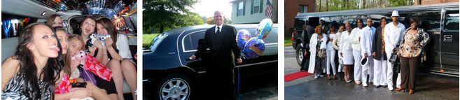 special occasions limo service