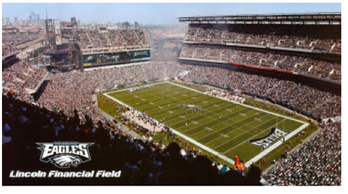 Sporting Events Limousine Service Lincoln Financial Field