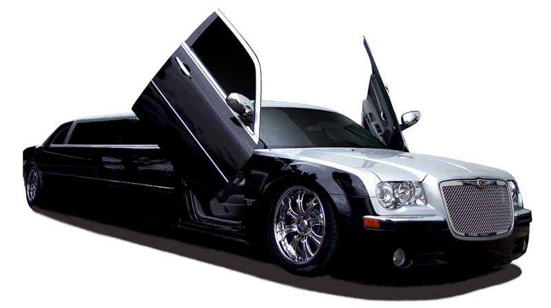 Chrysler Limo With Lamborghini Doors Lasting Impressions